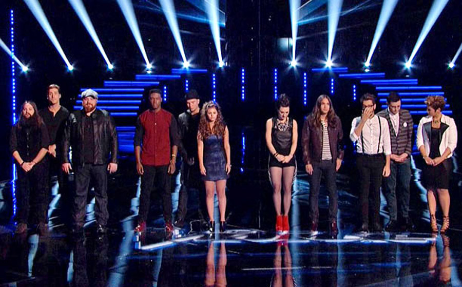 The Voice' results: Who went home? Who got 'Instant Saved'? 48009