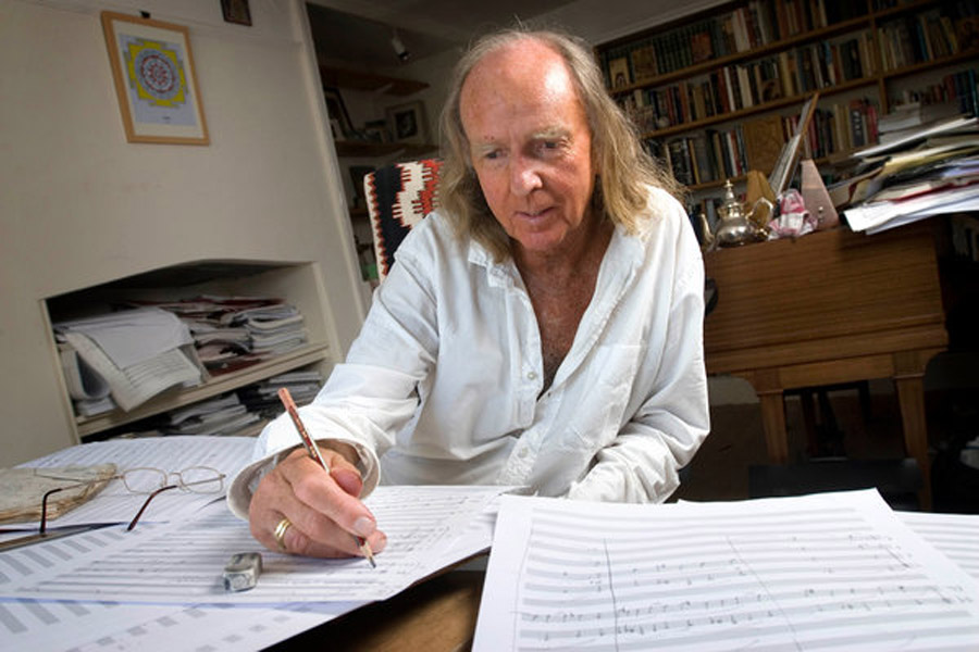 John Tavener Dies at 69; Composer With Eye on God 48022