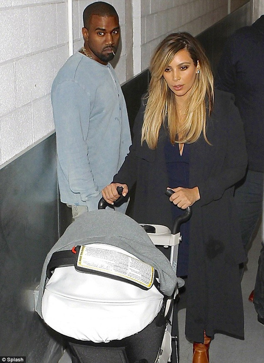 Kanye West's popularity has dropped by 66% in the time he has been dating Kim Kardashian 48030
