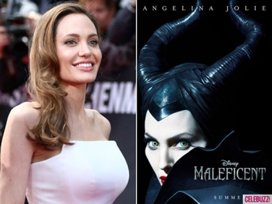 Angelina Jolie's 'Maleficent' Poster Will Give Kids Nightmares 48039