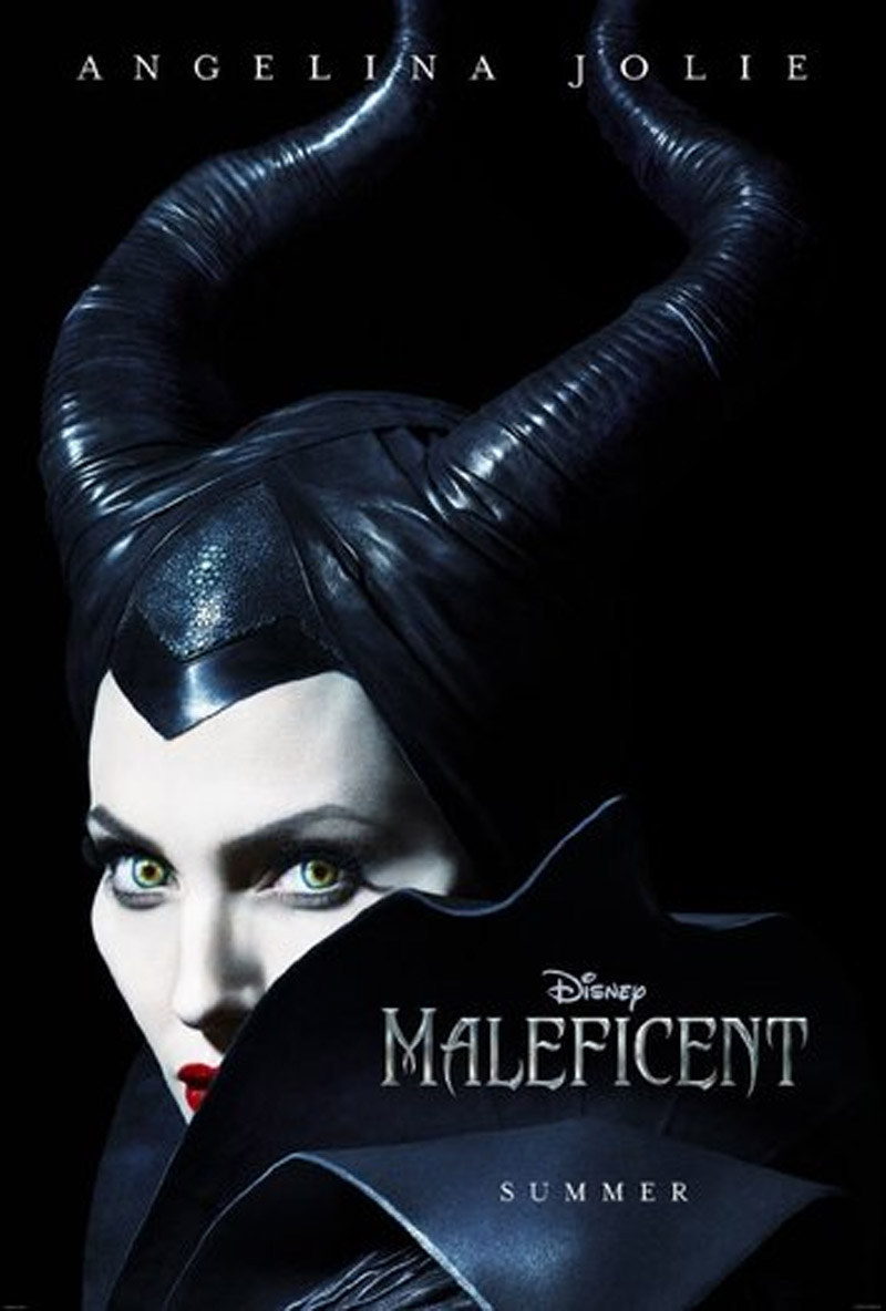 Angelina Jolie's 'Maleficent' poster debuts 48040