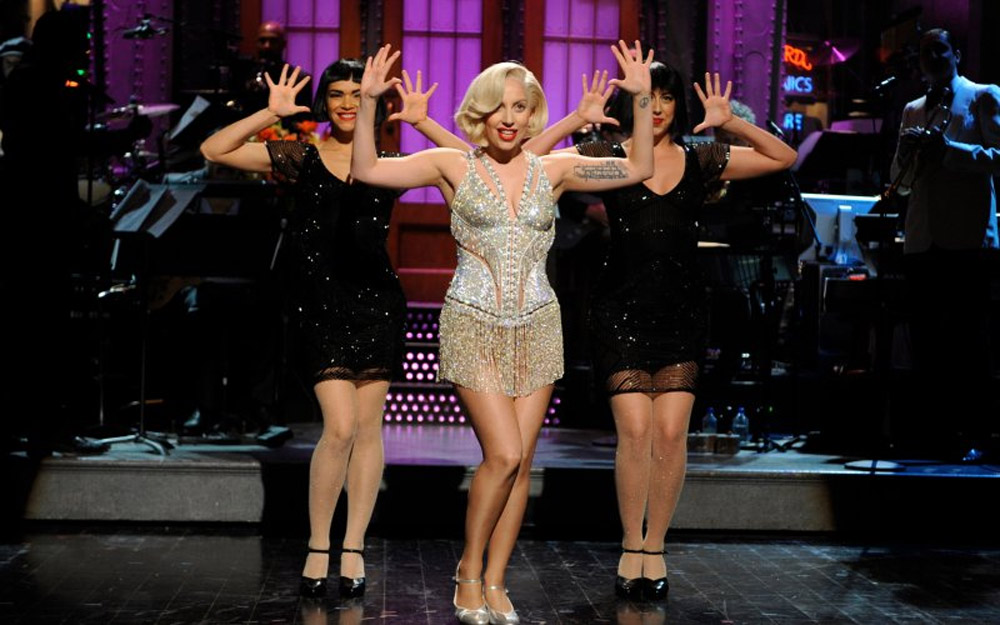 Lady Gaga Disappoints on 'Saturday Night Live' 48048