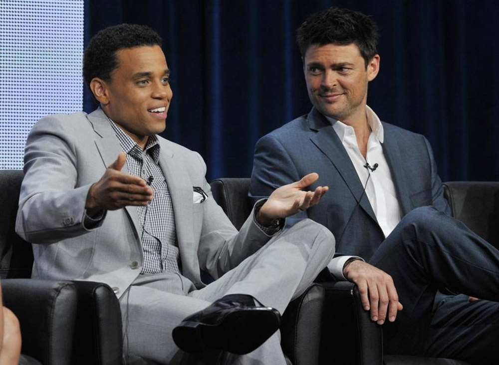 Michael Ealy's crash course in being 'Human' 48051