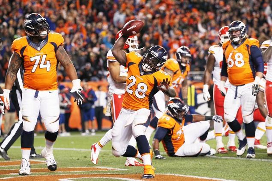 Peyton Manning and Broncos hand Chiefs first loss in 27-17 victory 48056