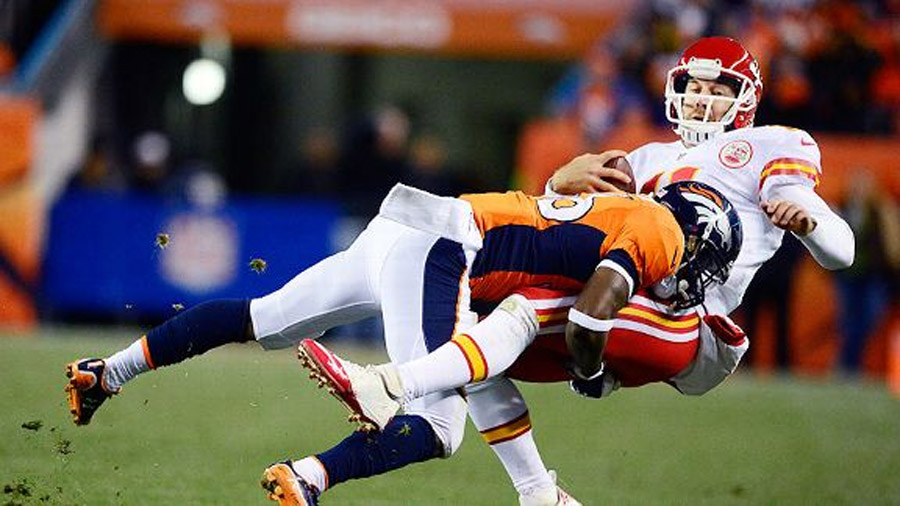 Broncos D muscles up for win over Chiefs 48057