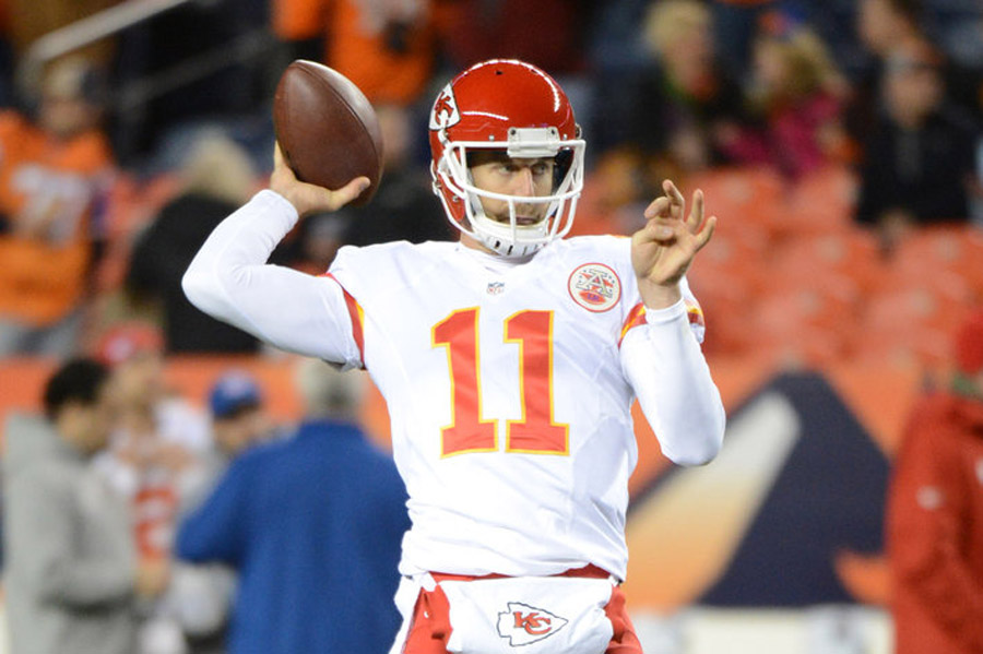 Kansas City Chiefs at Denver Broncos Sunday Night Football open thread 48059