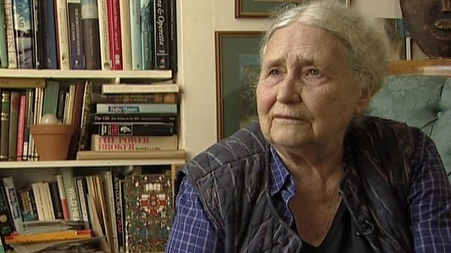 Doris Lessing, Nobel Prize-winning author, dies aged 94 48064