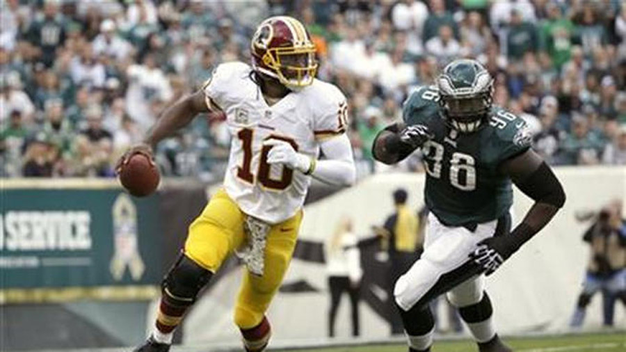 Redskins Rally Falls Short, Lose to Eagles, 24-16 48078