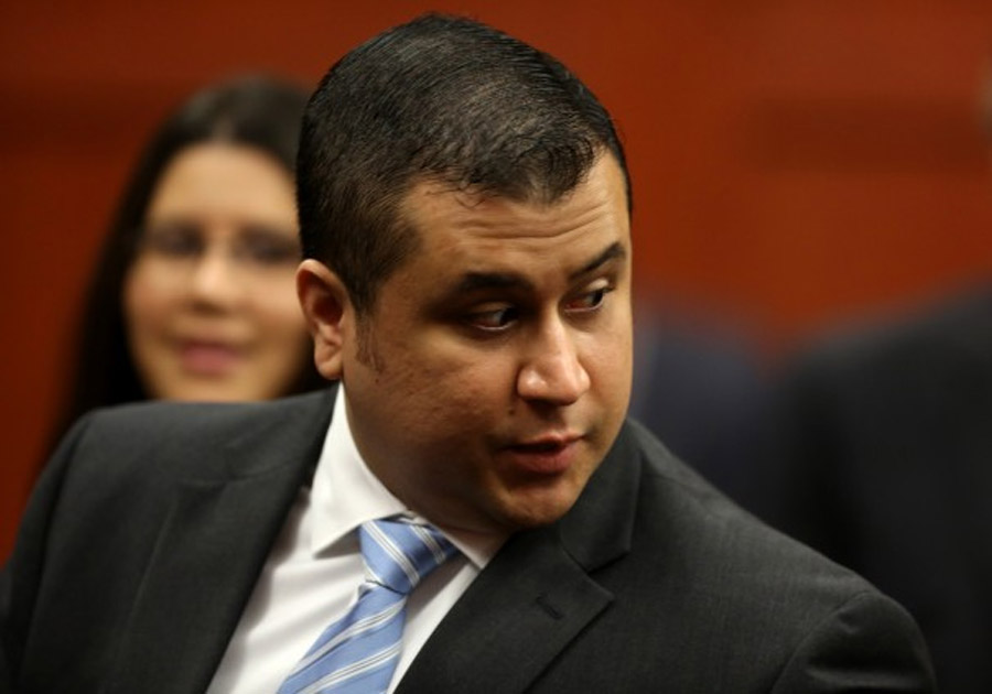 Deputies: George Zimmerman charged with assault, battery after dispute at girlfriend's home 48082