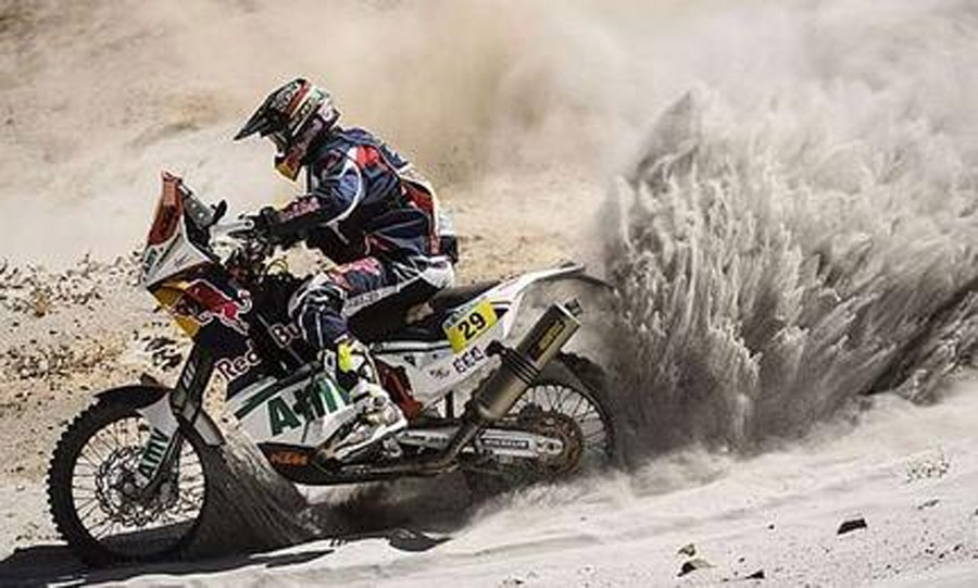Booby trap ruled out in death of motorcycle racer Kurt Caselli at Baja 1000 48099