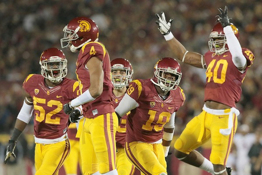 USC football: Trojans ranked No. 23 in AP poll 48102