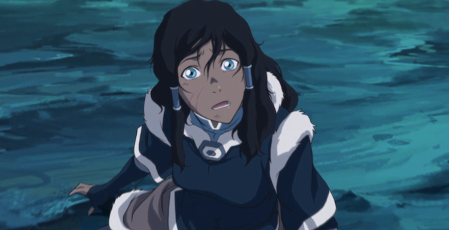 'The Legend of Korra' season 2, episodes 11 and 12 recaps (GIFs): A dark spirit is unleashed 48105