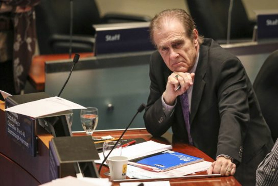 Rob Ford stripped of power as mayor by Toronto council 48120