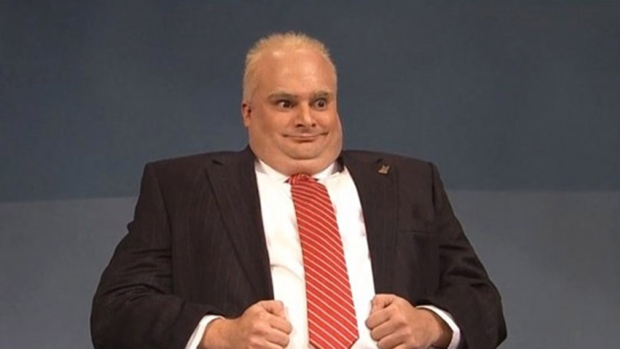 Rob Ford spoofed on Saturday Night Live 48122
