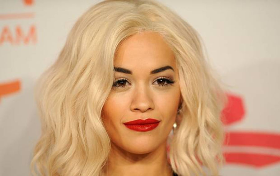 Rita Ora passes out after collapsing on set of Madonna photoshoot 48160