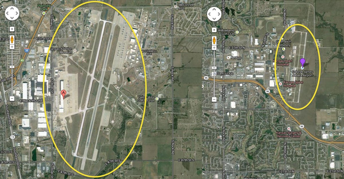 A Huge 747 Just Took Off From Tiny Runway After Landing At The Wrong Airport 48230