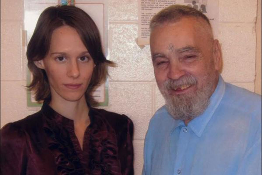Meet Charles Manson's 25-year-old girlfriend 48251