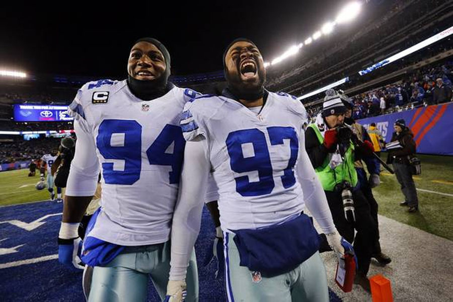 How Jason Garrett's small change proved perfect in Cowboys' win 48283