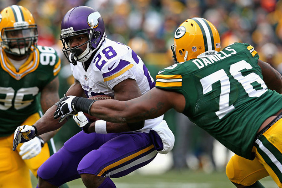 Minnesota Vikings At Green Bay Packers: Fourth Quarter Open Thread 48287