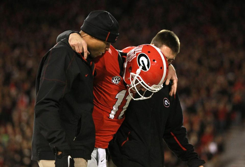 College football: Georgia's Aaron Murray to have season-ending knee surgery 48304
