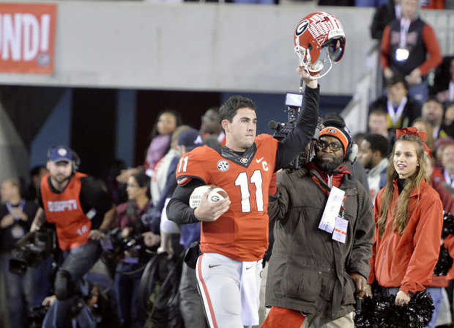Aaron Murray has ACL tear 48307