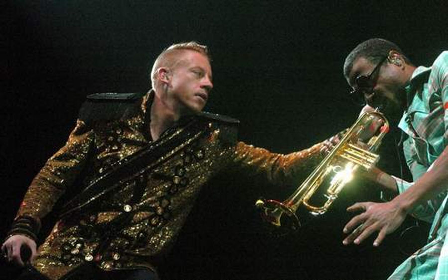 'Thrift Shop' duo Macklemore and Ryan Lewis dazzle Tampa fans 48311