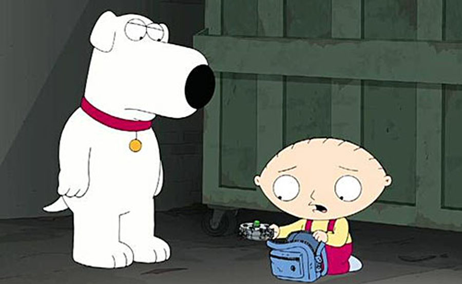 Family Guy' - 'Life of Brian': Oh my God, they killed [Spoiler] 48313