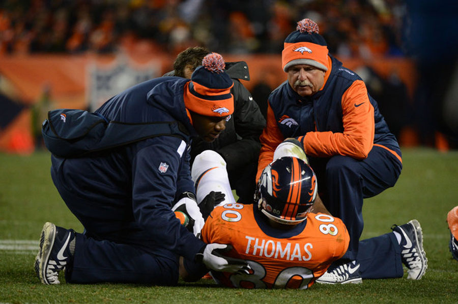 Julius Thomas inactive for Sunday night vs. Patriots 48318