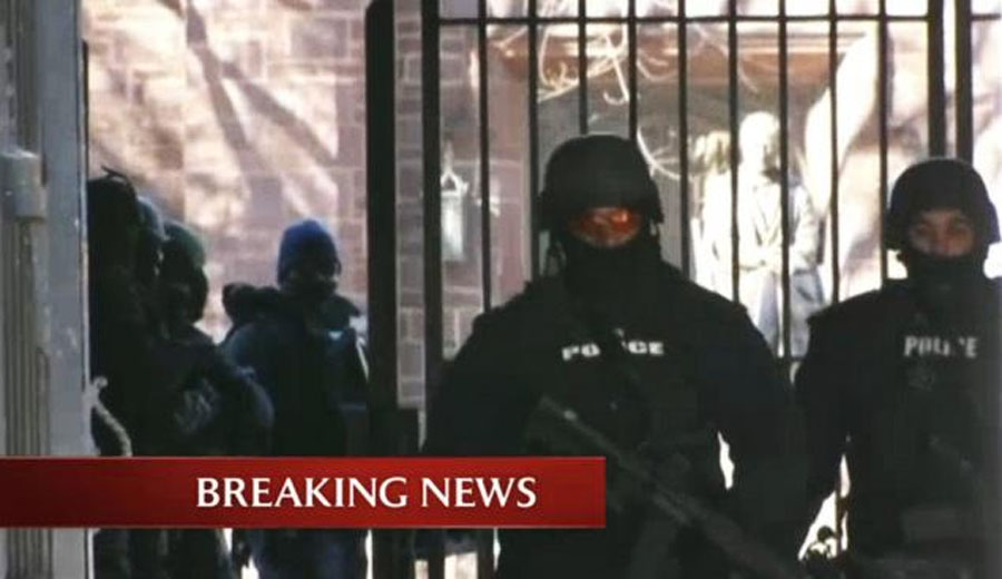 Yale University lockdown lifted after report of gunman on campus 48326