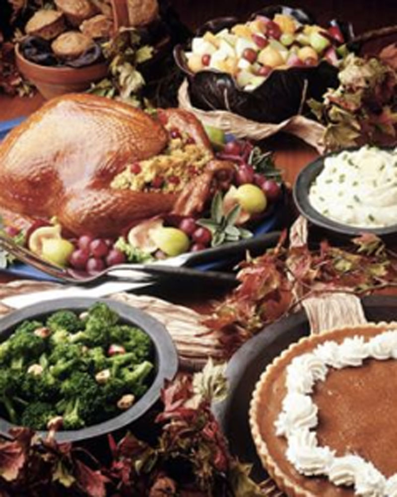 7 Ways To Curb Weight Gain Over Thanksgiving 48334