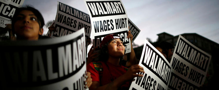 Black Friday is key test for Walmart protesters 48337