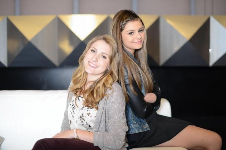 New Jersey teens are 'The Voice' finalists, unlikely pals after meeting at auditions 48347
