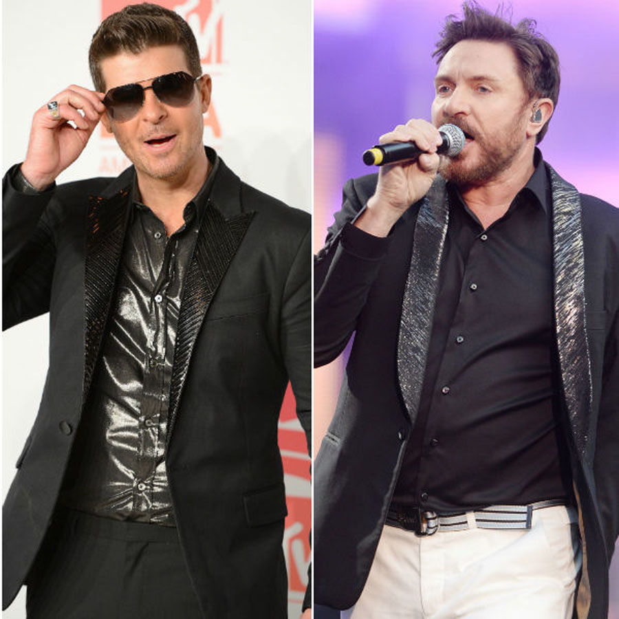Duran Duran star says Robin Thicke made a mistake with 'Blurred Lines' 48370