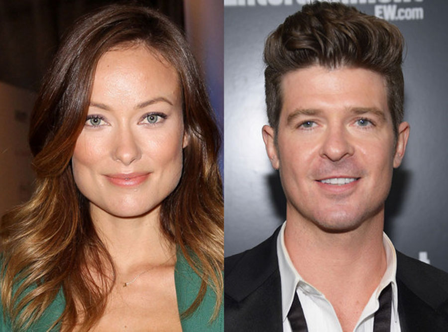 Robin Thicke, Olivia Wilde and More Celebs Who Overshare About Their Sex Lives 48371