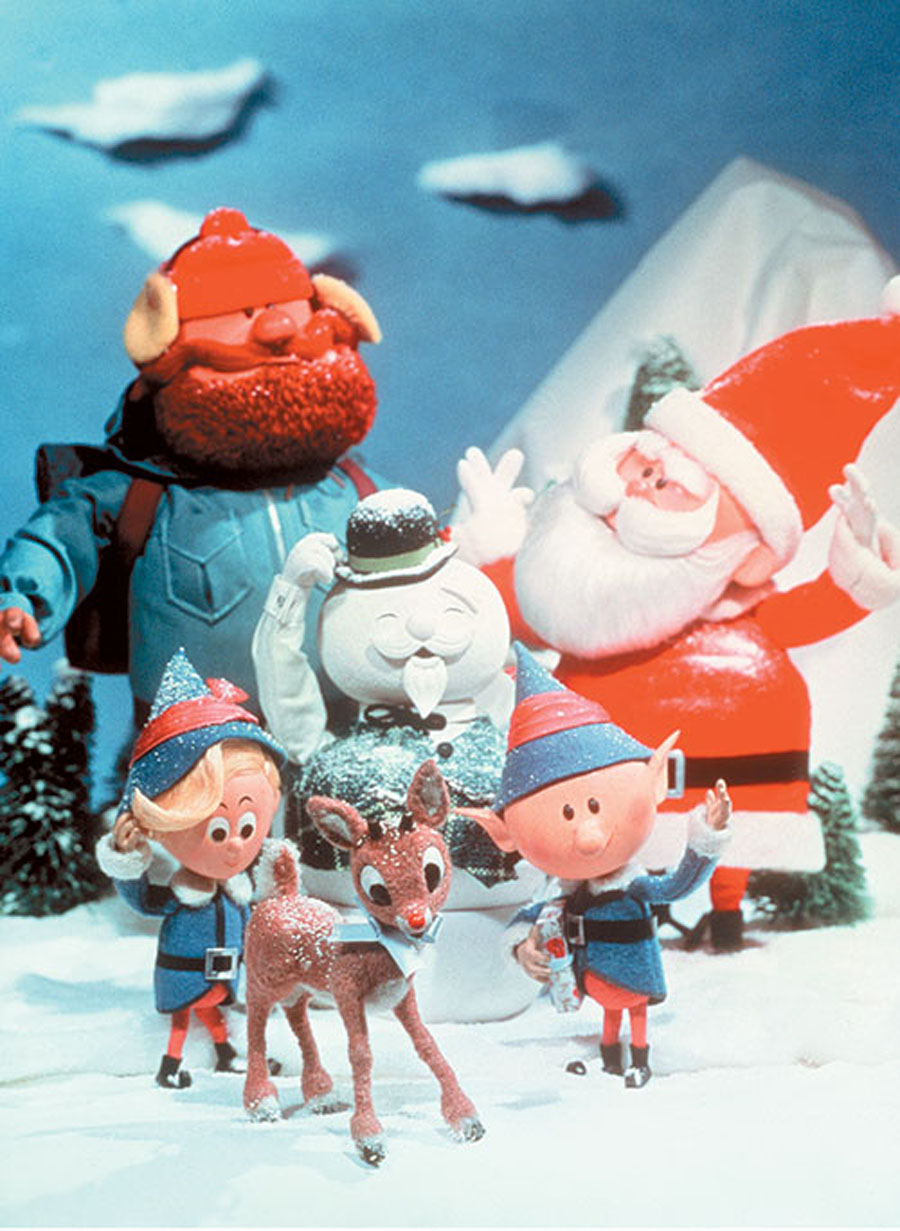 When is Rudolph on TV 2013? 48387