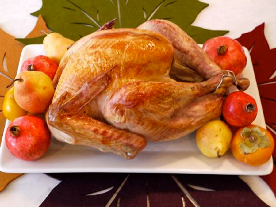 What's the Single Most Important Step in Cooking the Perfect Turkey? 48398