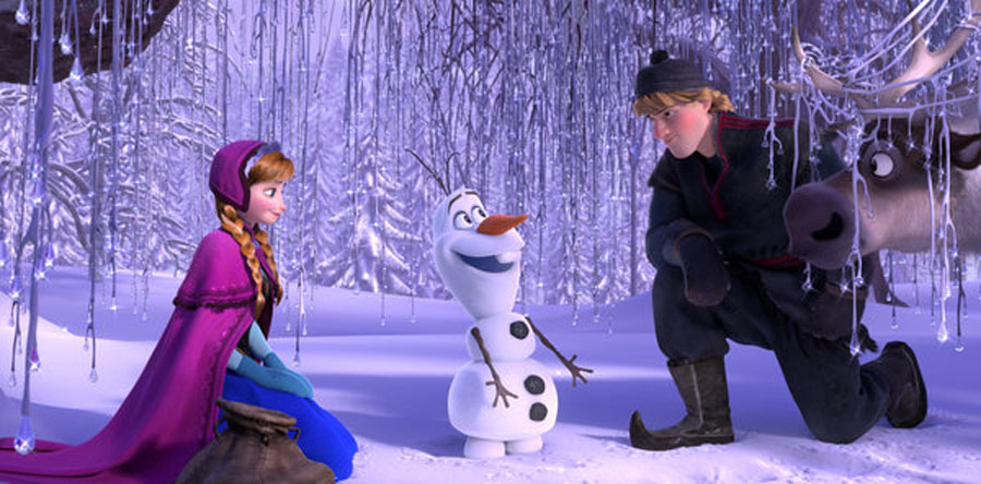 Hunger Games: Catching Fire,' 'Frozen' to top Thanksgiving weekend 48415