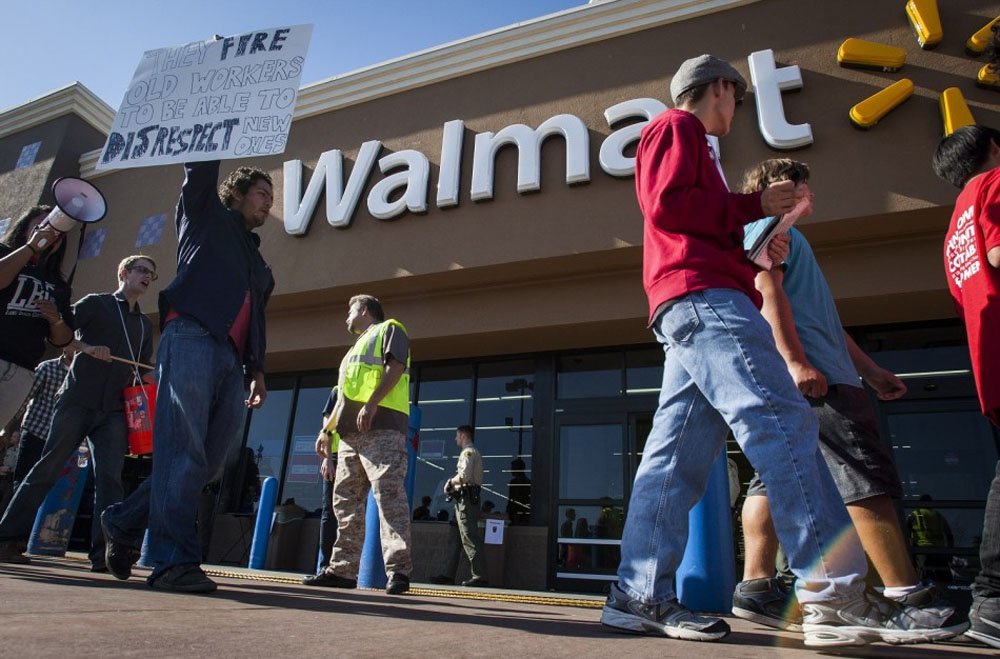 Walmart Black Friday Protest: Store Workers Promise Nationwide Pickets 48447