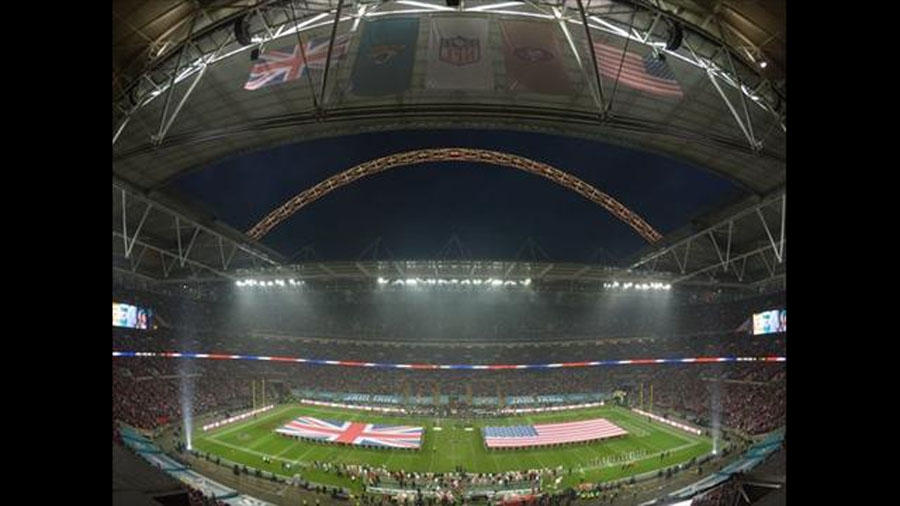 NFL announces dates of three London games in 2014 48453