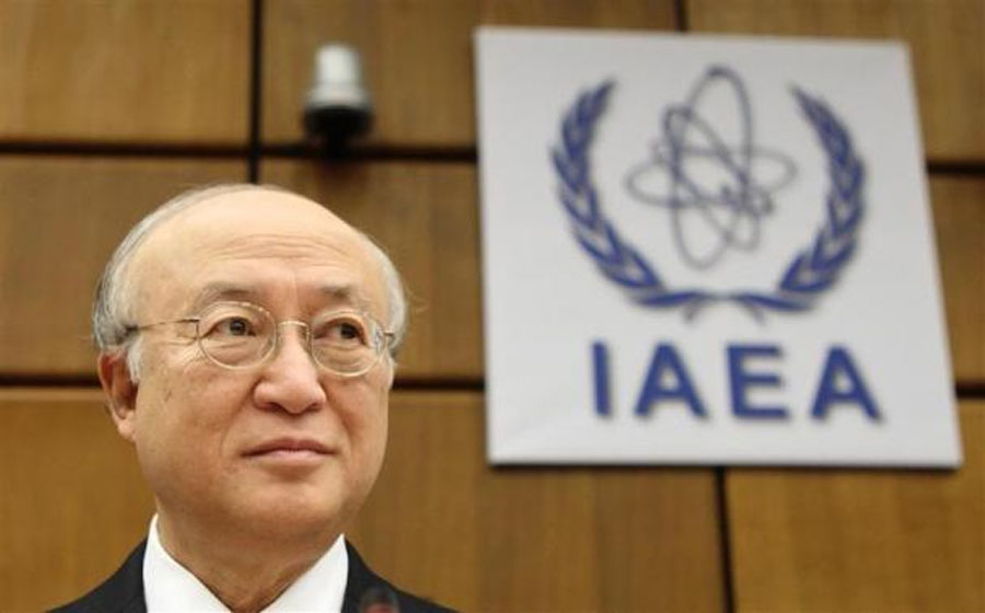Steam, water may show North Korea trying to restart reactor: IAEA 48472