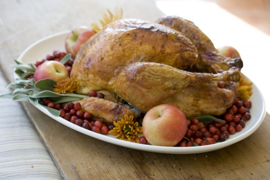 Recipe for roast turkey 48479