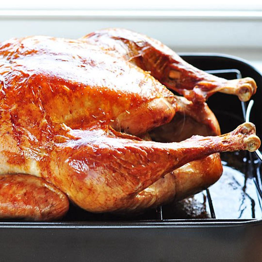 How to Cook a Turkey for Thanksgiving: The Simplest, Easiest Method 48483