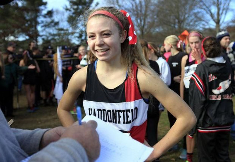 Cross-country info box: Haddonfield's Briana Gess leads NJ hopefuls into the Foot Locker Northeast Regional 48512