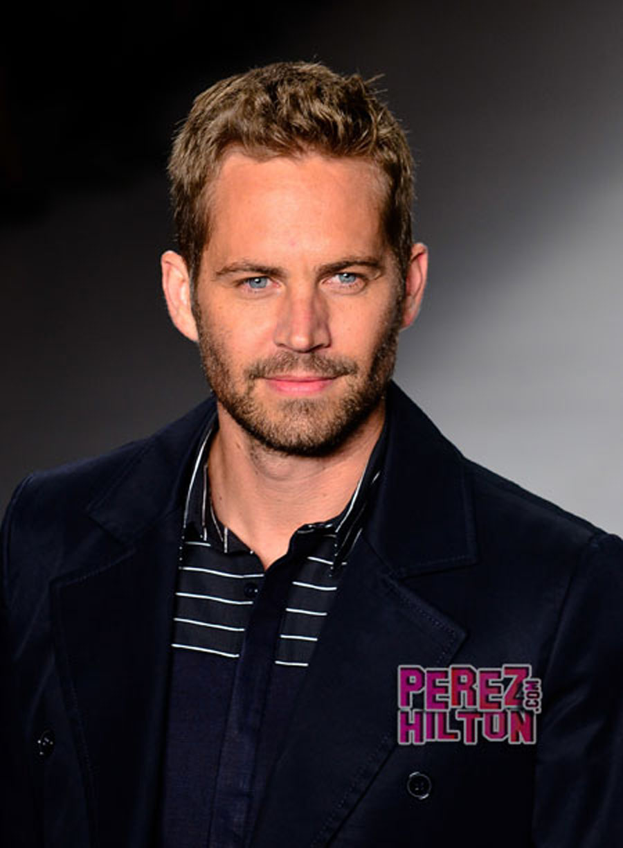 Paul Walker: Celebs Mourn His Death On Twitter 48530