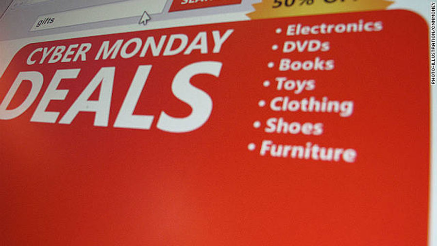 Cyber Monday deals on phones, TVs, clothes 48537