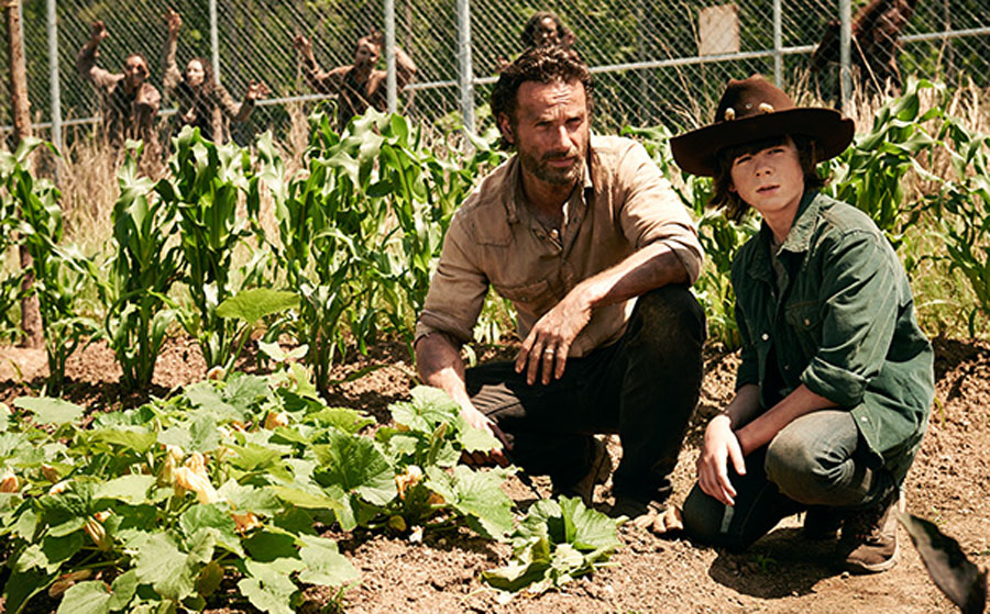 What if other TV shows were as slow as this season of 'The Walking Dead'? 48541