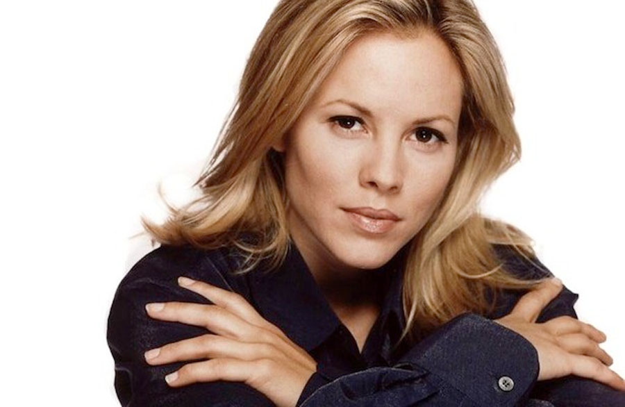 Maria Bello Reveals Lesbian Relationship, Embraces Her Post-Modern Family 48545