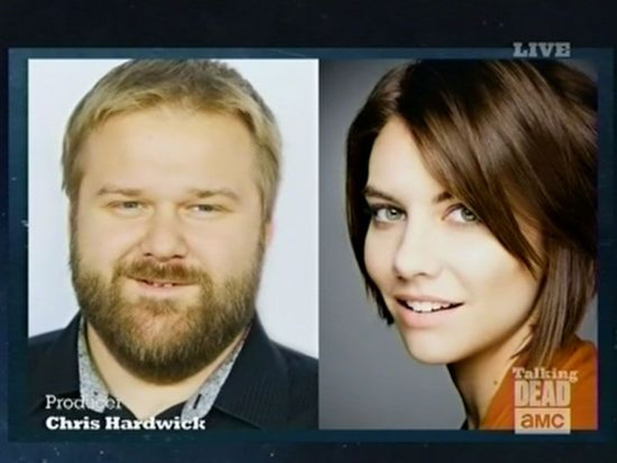 Talking Dead Guests Are Robert Kirkman, Lauren Cohan, & Mystery Walking Dead Cast Member 48549