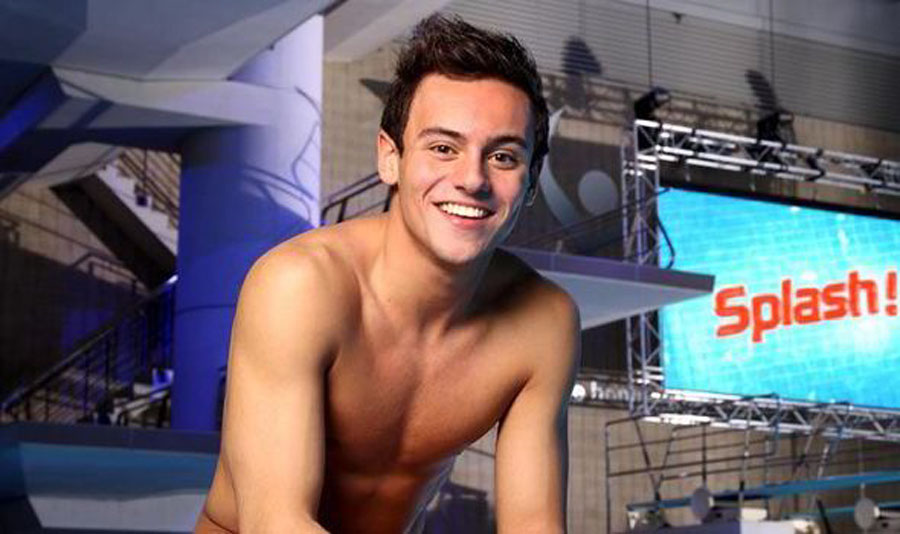WATCH Tributes come in for 'brave' Tom Daley after Olympic hero uses YouTube to come out 48563