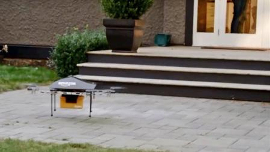 Amazon Prime Air: Jeff Bezos talks drones as future of delivery 48568